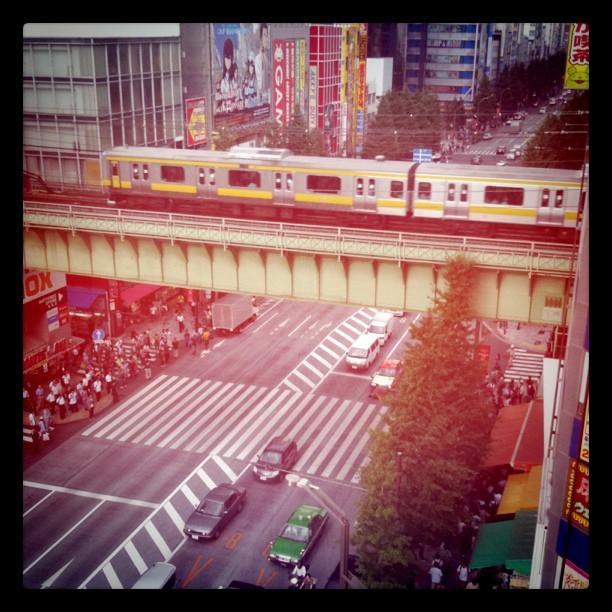 Nouveaux magasins à Akihabara = nouveaux points de vue !