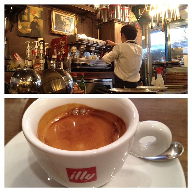 Illy : Un bon café italien ça fait du bien !