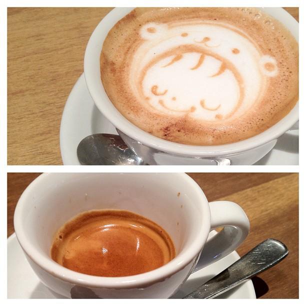 Le café du samedi : pour elle, pour lui