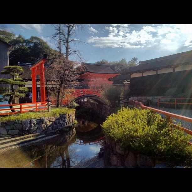 Sanctuaire Shimogamo