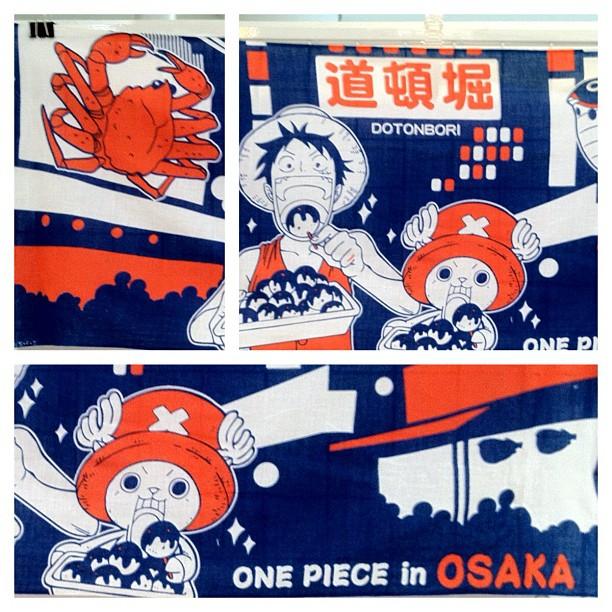 One Piece in Osaka !