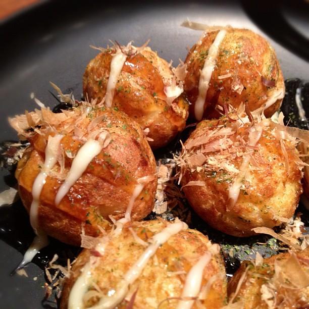 Pause Takoyaki au Ponzu chez Kukuru