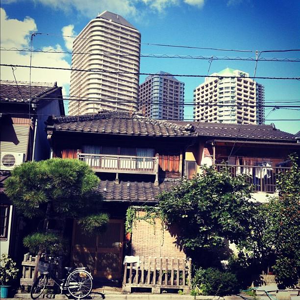 Le 6 Octobre vous verrez peut être sur TV Asahi @Isseki_nicho et moi prendre cette photo !
