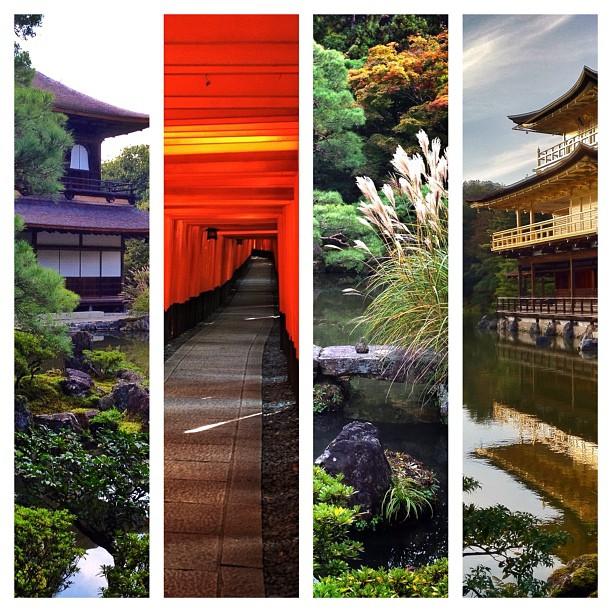 Les joyaux de Kyoto