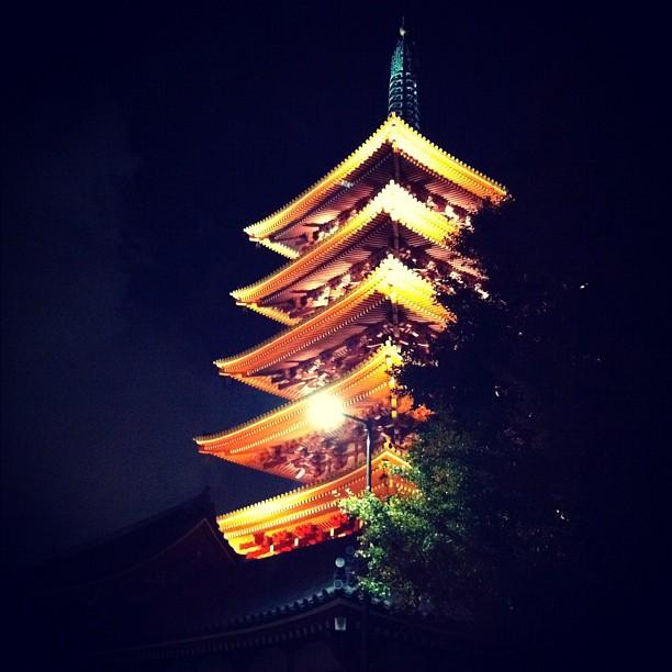 Asakusa Night