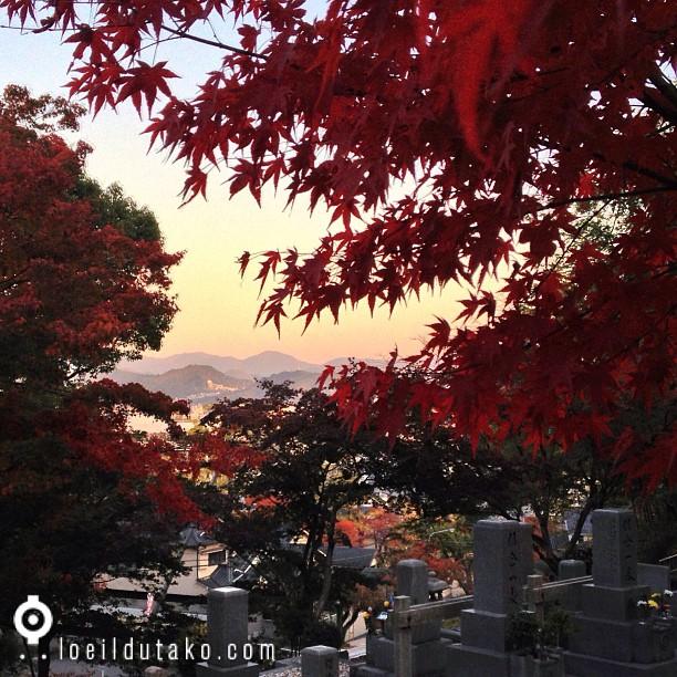 L'automne à Hiroshima.
