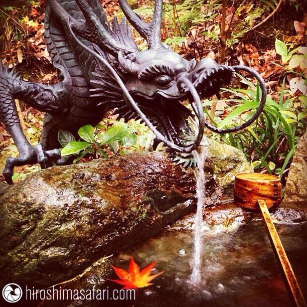 Un dragon d'Hiroshima