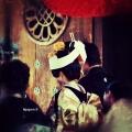 Mariage à la japonaise ! Toutes les 15 minutes au Meiji Jingu...