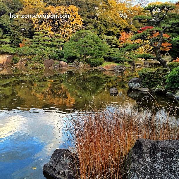 Brisons les clichés – Un jardin au centre d'Osaka