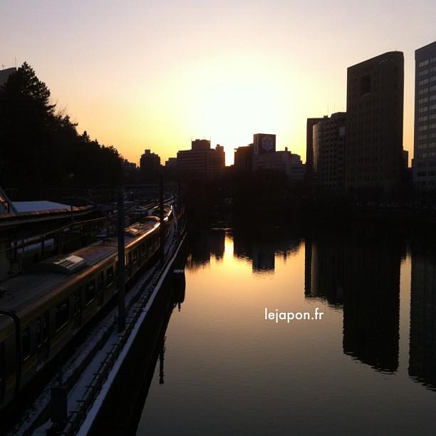 Reflet tokyoïte