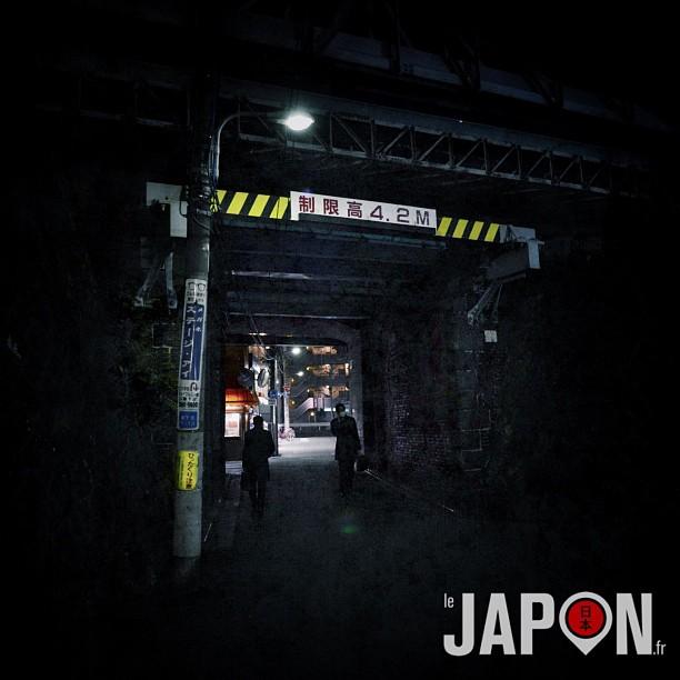 Alone in the (Tokyo) Dark !