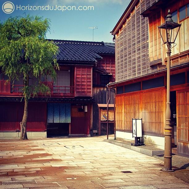 Quartier historique de Kanazawa