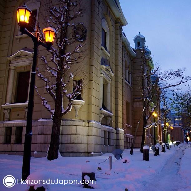 Otaru, petite ville charmante à côté de Sapporo