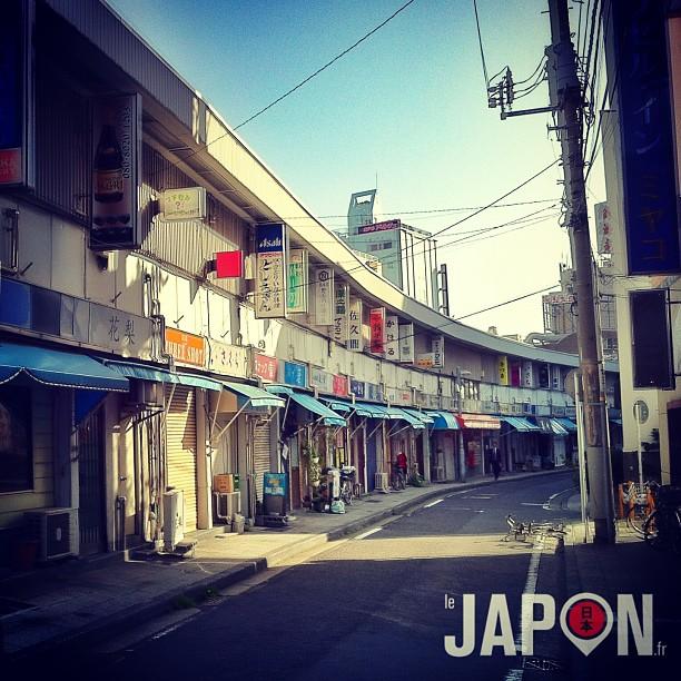 Le Golden Gaï de Yokohama !
