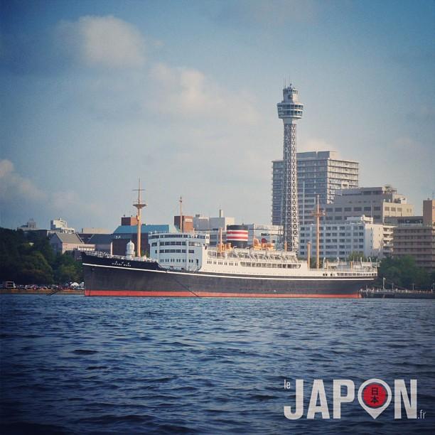 Yokohama droit devant ! Redécouvrez le Japon début 1900 ;)