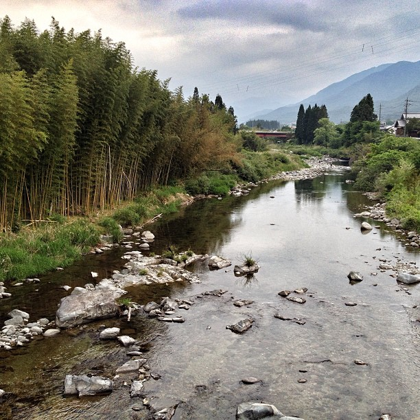 La rivière de Kiso