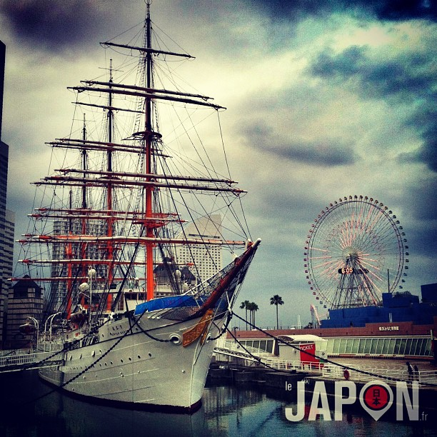 Yokohama Safari spécial ambiance Another World avec @tunimaal
