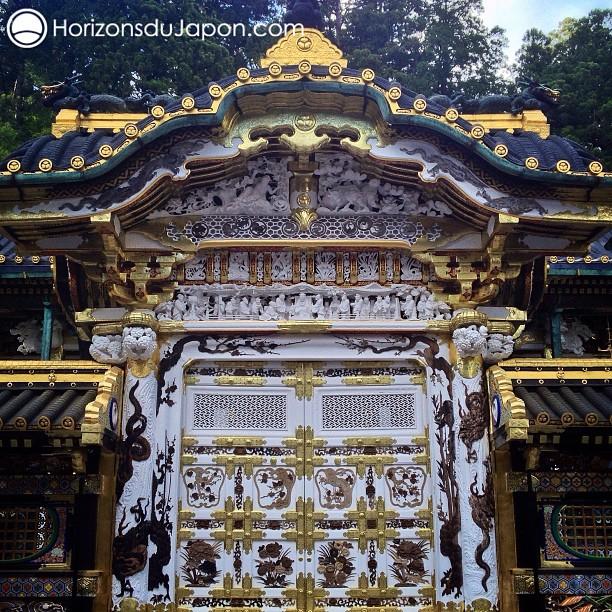 Les rénovations sont terminées au sanctuaire Toshogu