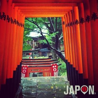 Portes mystiques du shintoïsme