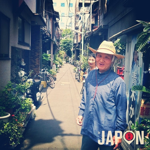 rencontrer japonais tokyo