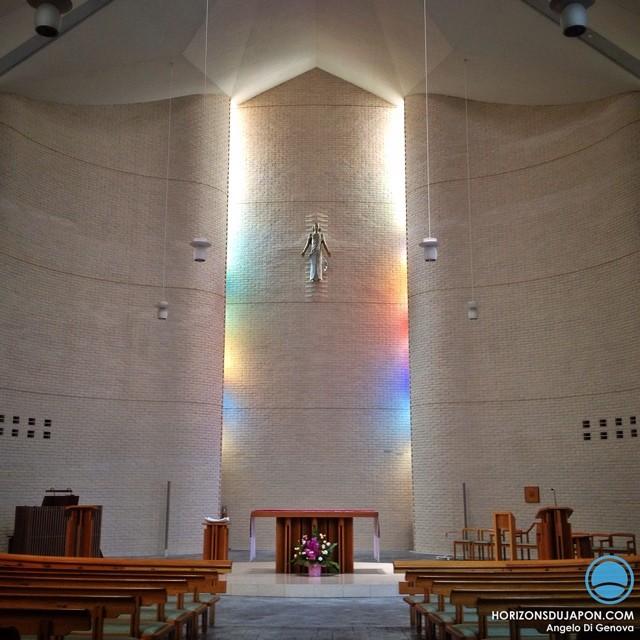 Église catholique centrale de Kobe