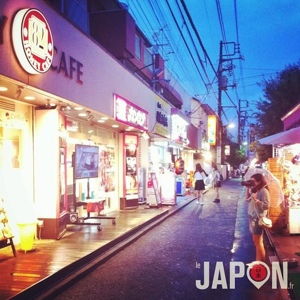 Shin-Okubo le petit Korean Town de Tokyo ! J'adore les Hotteok (sorte de pancake fourré) :)