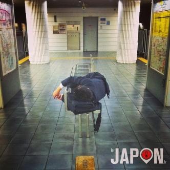Comme un samedi matin à Tokyo !