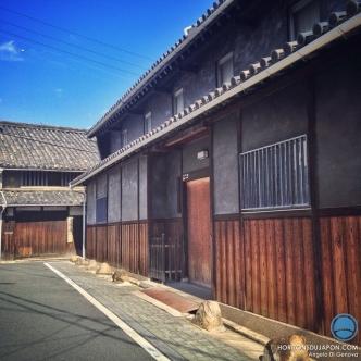Osaka aussi offre des invitations dans le vieux Japon