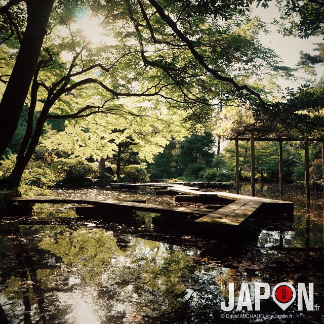 Jardin secret kanazawa japon 365 for Akeo jardin secret 2015