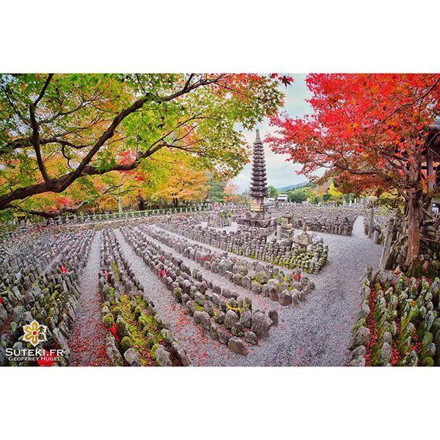 Le #japon, fournisseur de couleurs