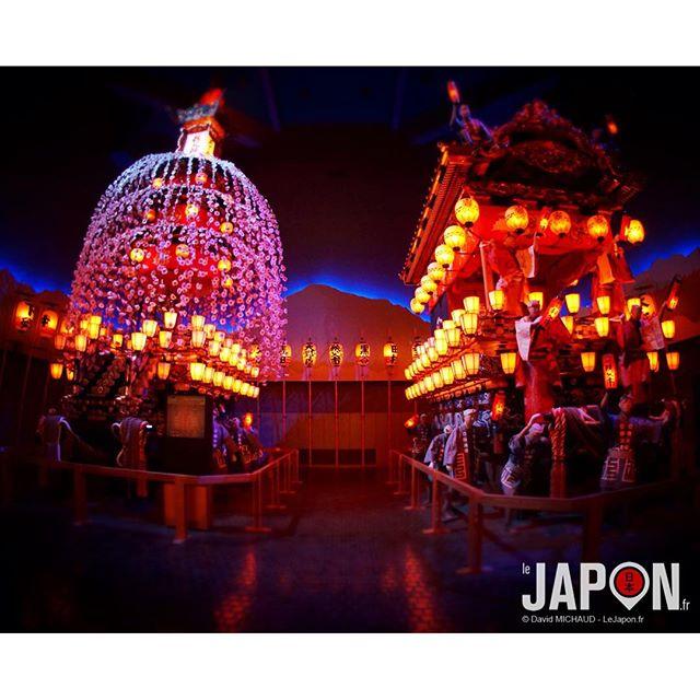 Impossible de parler de Chichibu sans évoquer son célèbre festival (Chichibu Yomatsuri) qui a lieu le 2 et 3 décembre ! Si vous le loupez vous pouvez vous rattraper au musée ;)