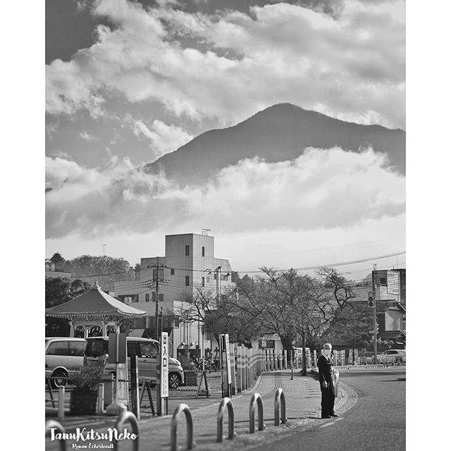 La Montagne des Dieux à Chichibu