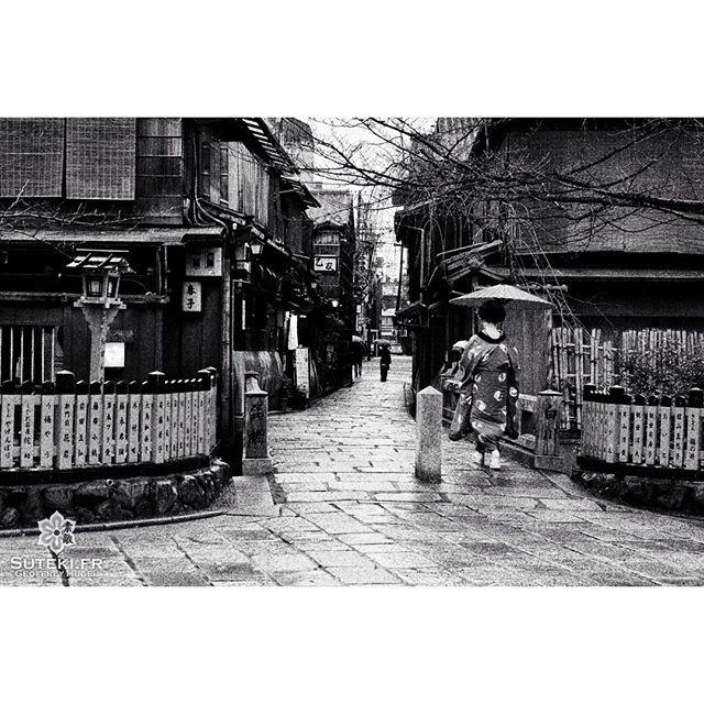 Un autre temps, une autre époque… #japon #kyoto