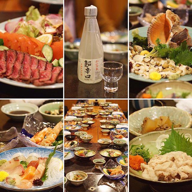 Ehime's food in Matsuyama