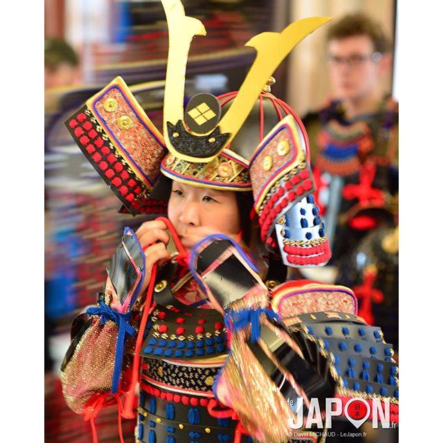 Tout le monde se prépare pour la bataille de samouraï à Kofu !