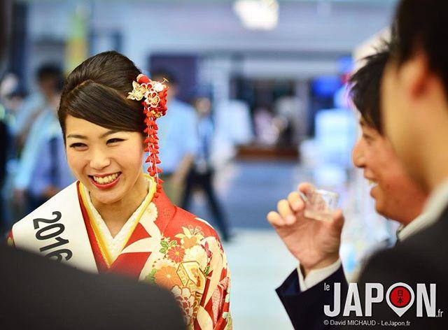 Miss Sake 2016 au #G7 #iseshimasummit #IseShima