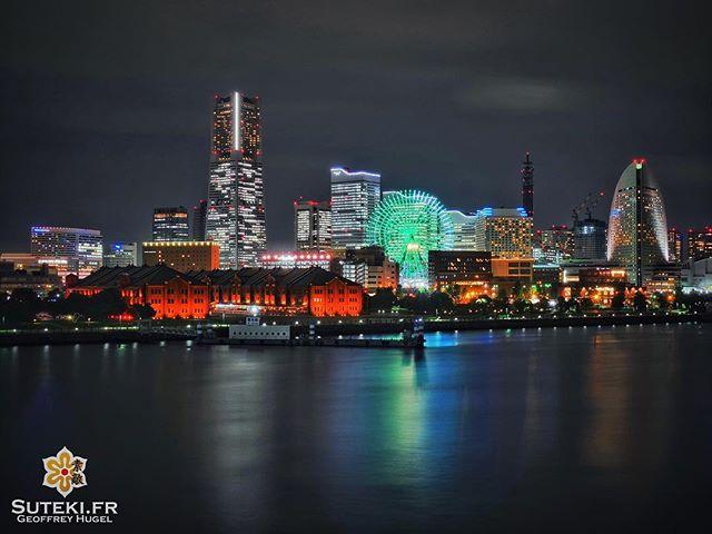 Tokyo ou Osaka ? Perdu ! C'est Yokohama et sa superbe marina ! @lejapon @horizonsdujapon #japon #yokohama