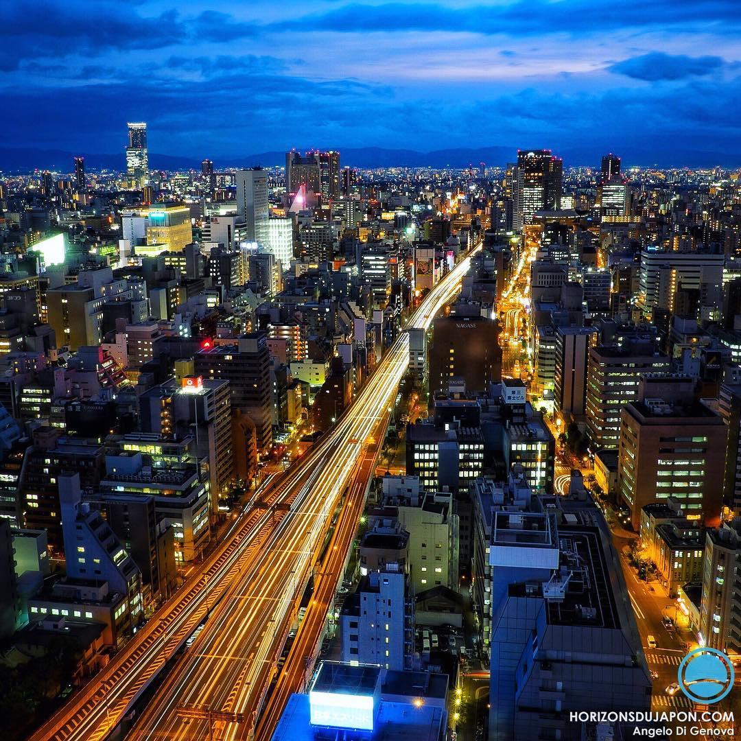 Good Evening from Osaka !