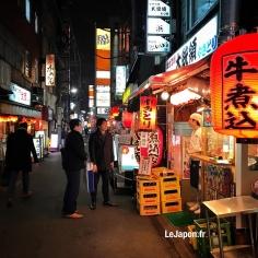 Yakitori du soir pour se réchauffer 😗🍻 Et vous ?