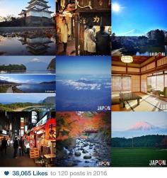 Mon #2016bestnine 🎉😊 Merci pour vos likes c'est mon moteur motivant 😉 A noter que la moitié a été faite pendant notre trip Fuji avec @horizonsdujapon @geoffsuteki @loeildutako @tanukitsuneko et @hoxiong 😘