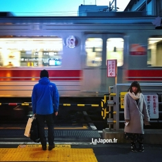 Laisser passer le train…