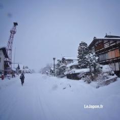 Balade sous la neige dans le village de Minakami Sukawa ☃️