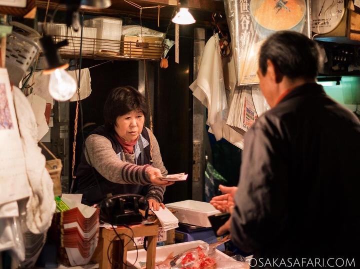 Observer la vie du quotidien, ce Japon populaire sans chichis des classes moyennes, c'est aussi ça un #osakasafari