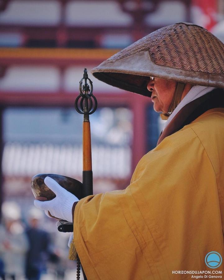 Quelques soutras contre quelques pièces #japonsafari #osakasafari