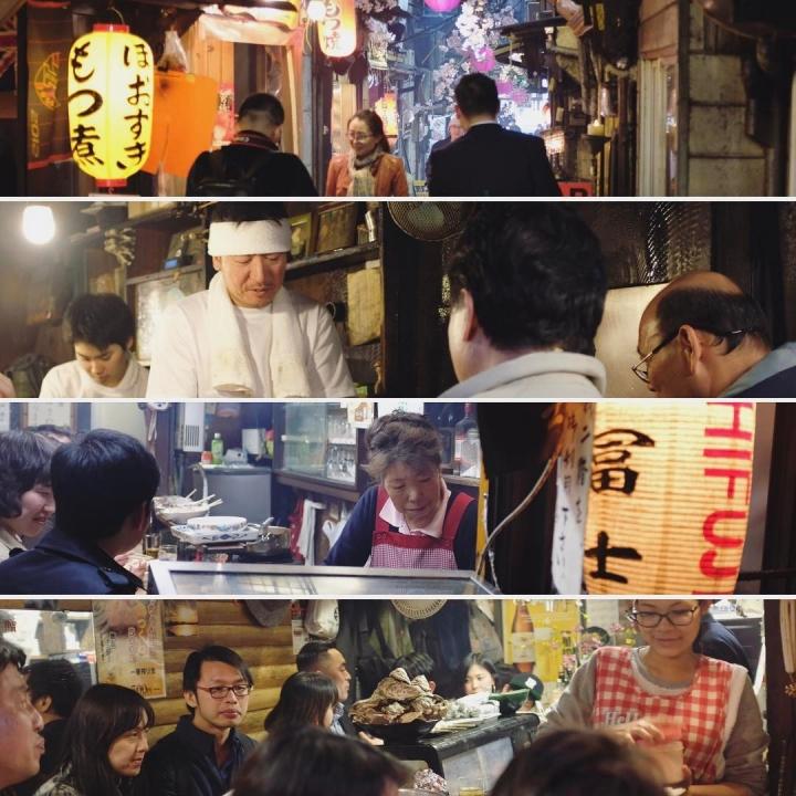 Omoïde Yokocho @ Shinjuku by night 👺🍻🍢 #Shinjuku #OmoïdeYokocho