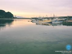 Fin de journée sur l'île d'Awaji et ses petits ports de pêche