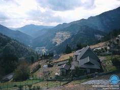 Le village d'Ochiai #shikoku #iya #japon #fujifilm