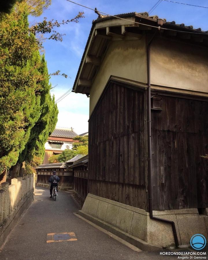 Balade dominicale à vélo dans mon quartier #osaka#iphone #japon