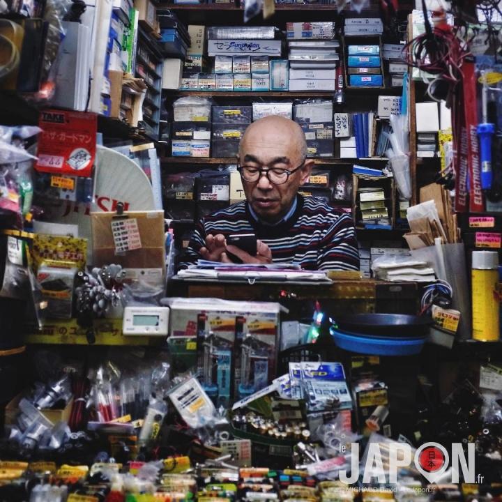 J'ai fait plein de photos ces 3 derniers mois et je ne sais pas par où commencer… #x100f #akihabara