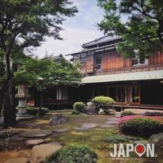 Tokyo est mon jardin ! Kyu Asakura House : une magnifique maison de samouraï en plein Tokyo ! 😗 #tokyosafari